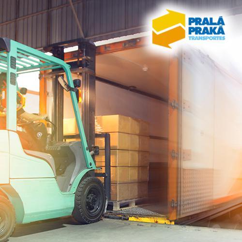 Empresa de transporte de carga seca