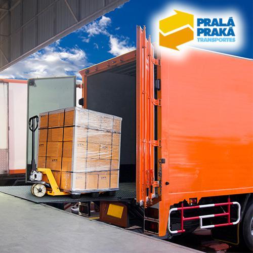 Transportadoras de cargas em sp